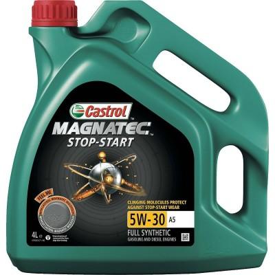 Castrol Magnatec Stop-Start A5 5W-30 4lt