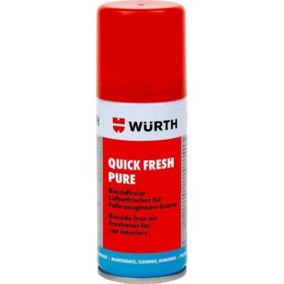 Wurth Quick Fresh Pure Αποσμητικό Κλιματισμού (0893764652) 100ml